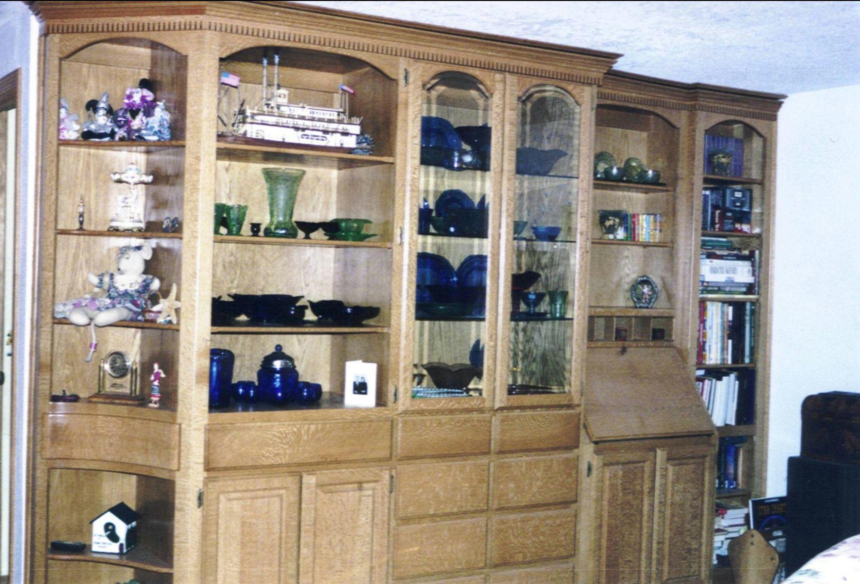 Online Furniture Gallery - OakleafWoodworking.com