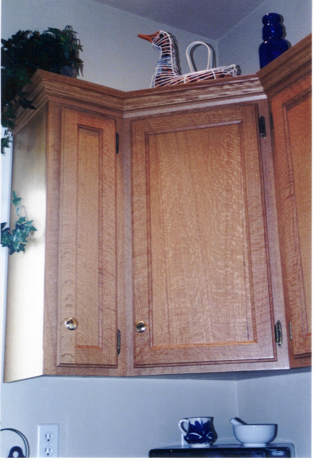 Quarter Sawn Oak Shaker Kitchen Cabinets Cabinetbijius – Quarter Sawn White Oak Kitchen Cabinets
